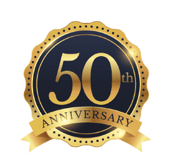BYK ADVERTISING is celebrating its 50th Anniversary